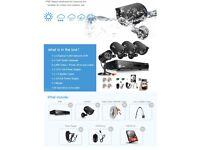 Full CCTV camera system