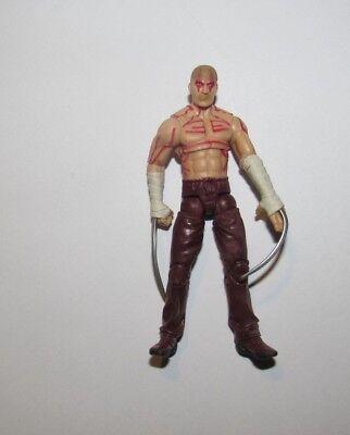 Marvel Universe 3.75 figure Deadpool unmasked Origins complete excellent