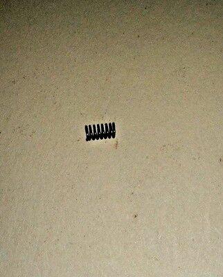 Curtis Key Machine 2000 3000 Rocker Plunger Stop Pin Spring 42102 Nos