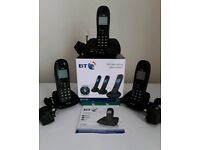 BT 1500 Digital cordless phone with answering machine.