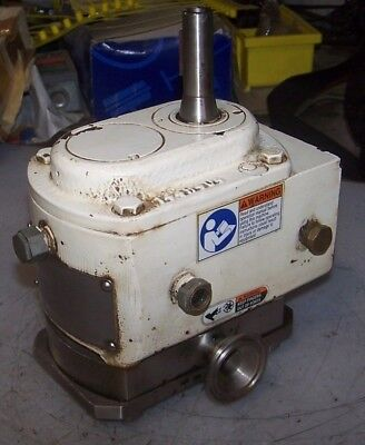 Apv Spx 1-12 Santitary Positive Displacement Pump Size R1 34 Dia