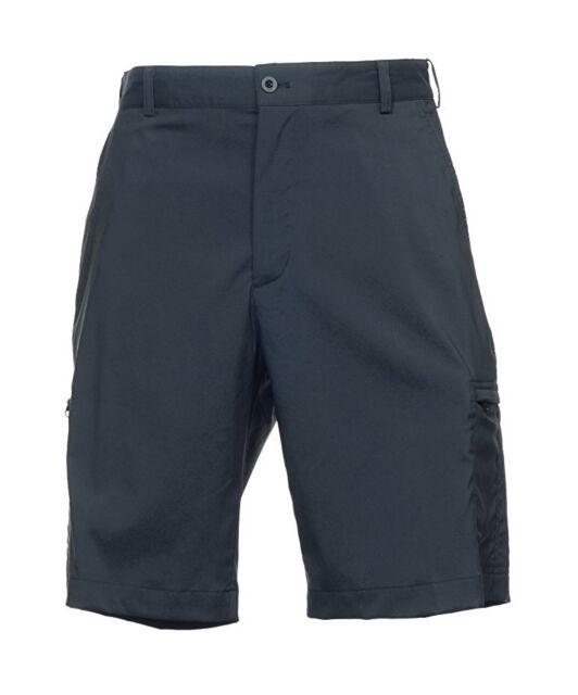 Nike Golf Dri-fit Flat Front Mens Cargo Shorts Black 401501-010 ...