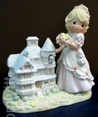 """NEW Precious Moments """"Fairytale Can Come True"""" Chapel Exclusive 111754"""