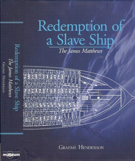 JAMES MATTHEWS SLAVE SHIP don francisco shipwreck fremantle western australia