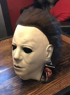 Halloween Michael Myers Mask 1978 by Trick or Treat Studios In Stock ](Michael Myers Halloween 1978)