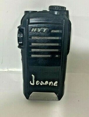 Hytera Tc-518-u1-hp Two Way Radio Uhf 16ch 4w No Battery Or Antennae