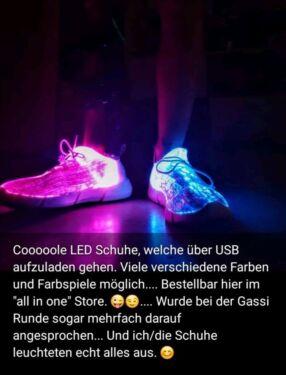 purchase cheap 49fa1 32d31 Led Schuhe