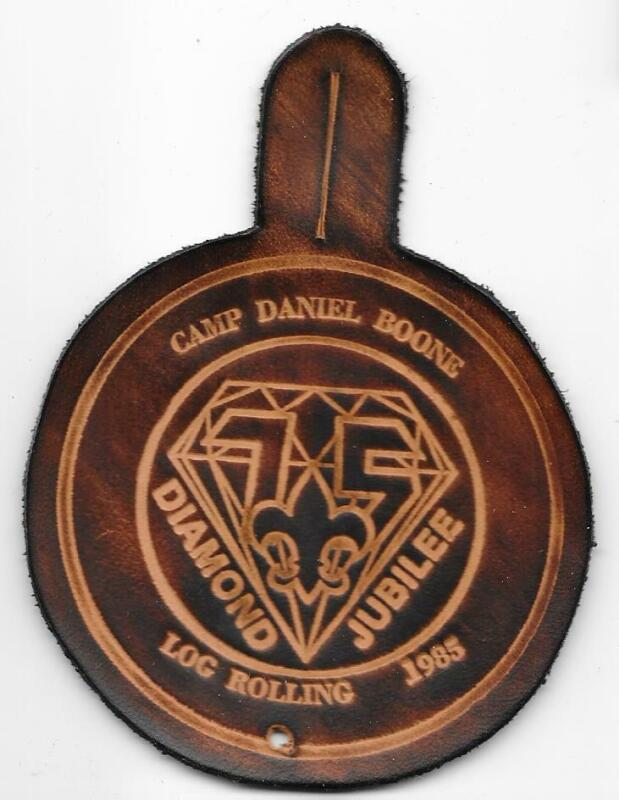 Camp Daniel Boone Council Tsali Lodge 134 North Carolina Boy Scouts BSA