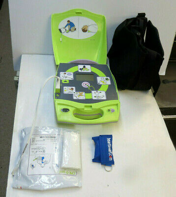 Zoll Medical Aed Plus Aed Unit