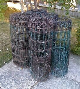 double loop fencing - I'm looking for antique double loop fence
