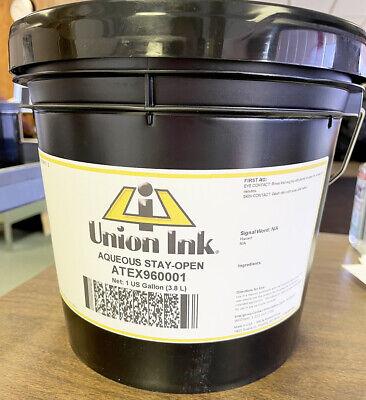 Union Ink Aero-tex Stay Open Gallon Atex9600g