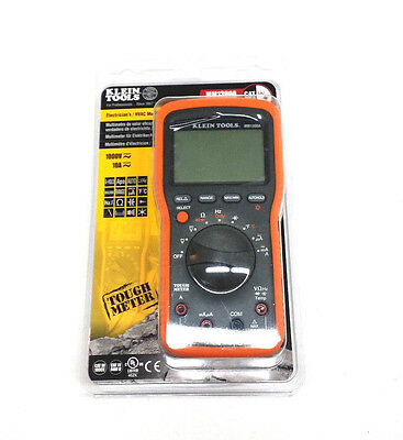 Klein Tools Mm1300a Electricianshvac Multimeter
