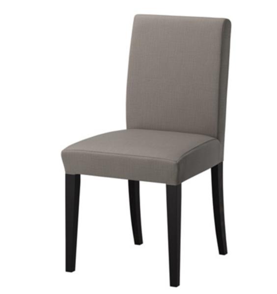 Free Chair Covers SET OF SIX   IKEA Henriksdal | Dining Chairs | Gumtree  Australia Noosa Area   Noosaville | 1178708458
