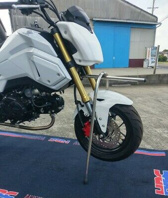 Honda GROM one-touch front stand