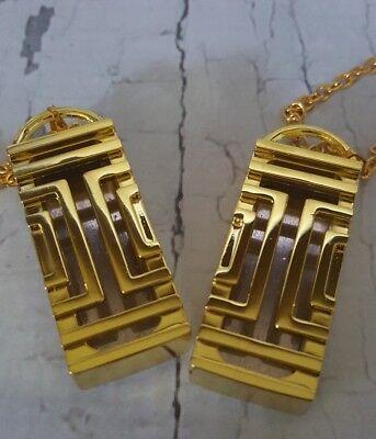 2 gold fit bit flex necklace
