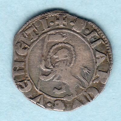 Italy   Venice   1329 39  Silver Soldino   Francesco Dandolo   Fine