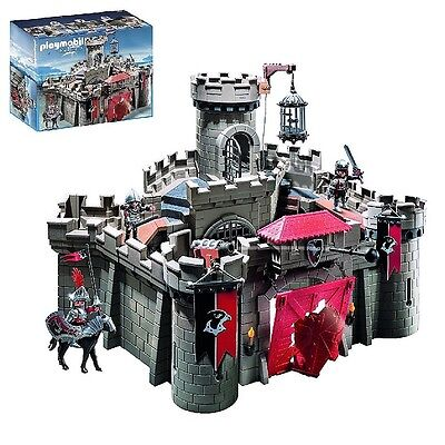 Playmobil Hawk Knights Castle PlaySet - Secure your Royal Empire with the Castle