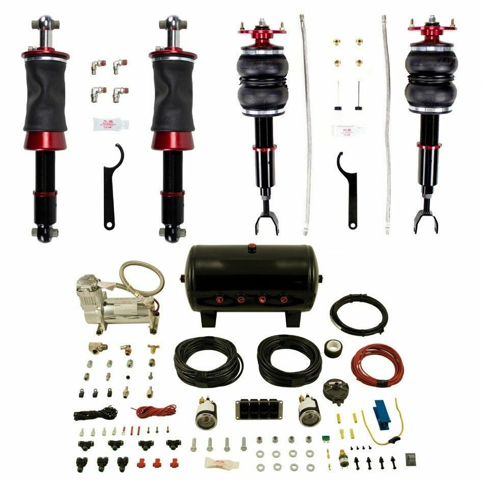 Complete Guide to Air Bag Suspension Kits