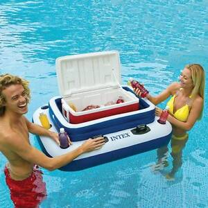 Intex Mega Chill II Inflatable Ice Cooler - Pool float Perth SOR Seville Grove Armadale Area Preview