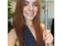 Flute Teacher/ Woodwind Tutor