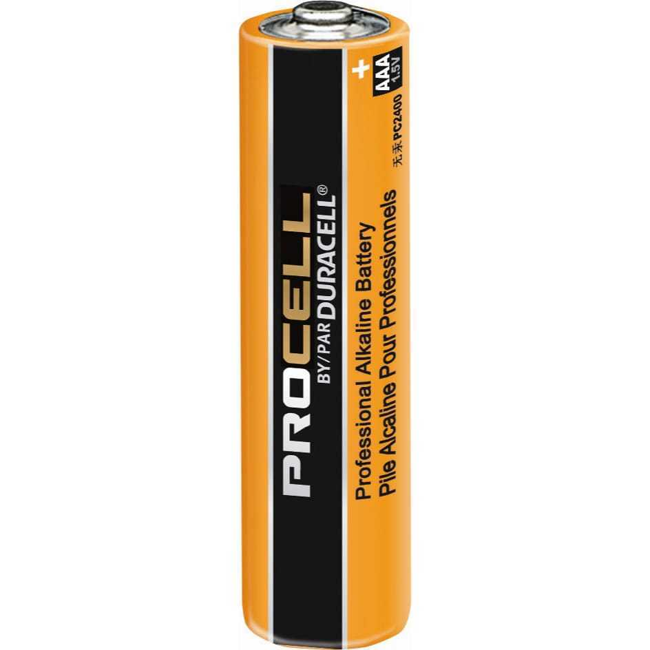 24 NEW DURACELL PROCELL AAA Alkaline Batteries !!