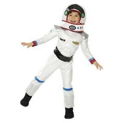 Infant Astronaut Costume (Blast-Off Astronaut Muscle Costume Infant Toddler Baby Size 12 -24 Months)