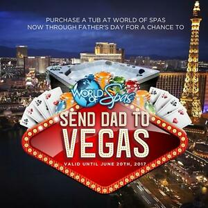 Score Dad An Amazing Deal, AND Send Him To Sin City While You're At It!!