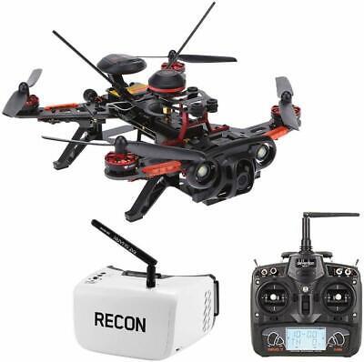 Walkera Runner 250(R) GPS Race Drone Quad RTF with FatShark Recon V2 FPV Goggles