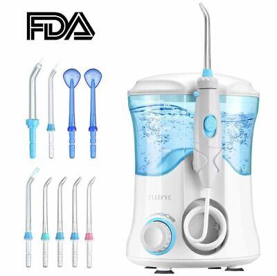 Best Electric Water Flosser Jet Pick Oral Irrigator Teeth Braces Dental