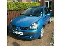 Renault clio Dynamique for sale