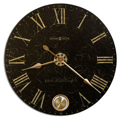 NEW HOWARD MILLER  OVERSIZED WALL CLOCK 32 CALLED LONDON NIGHT 620-474