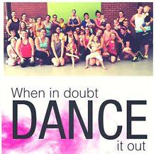DanceFit - Wangara Location. no membership. $5 per class Wangara Wanneroo Area Preview