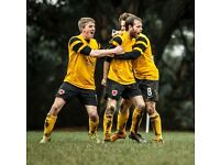 11 a side football team recruiting, training now
