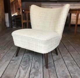1950's Retro / Vintage Cocktail Chair