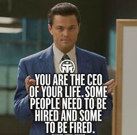 Are you ready to be the CEO of your own life?