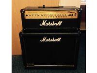 Marshall MG100HDFX 100W Head & 1920 2x12 Cabinet