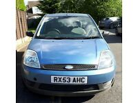 Ford Fiesta 1.4 TDCi for spares or repair