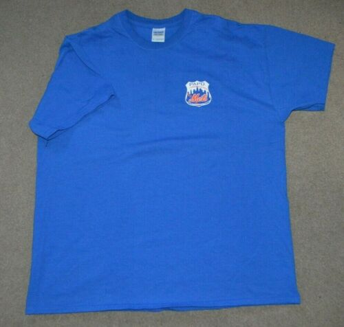 New York Mets Port Authority Police Department Shirt XL NYC NYPD