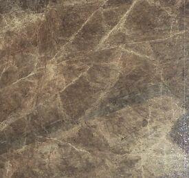 "1 New Bushboard Nuance in ""Sequoia Slate"" Design Worktop 3050mm x 600mm x 30mm (10ft x 2ft)"