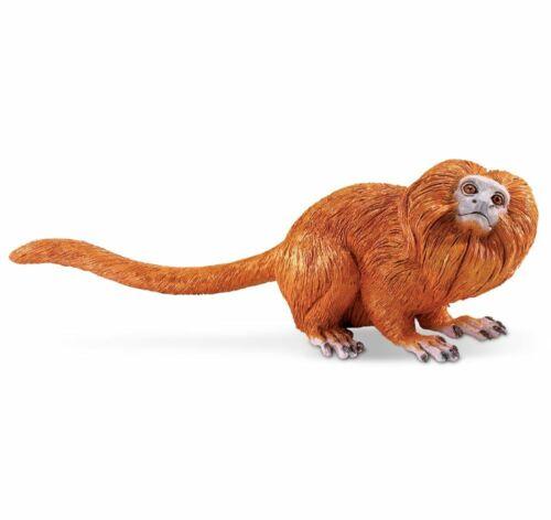 GOLDEN LION TAMARIN Safari Ltd Incredible Creatures 160805 RETIRED figure RARE