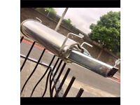 Vauxhall Vectra Stainless Steel exhaust