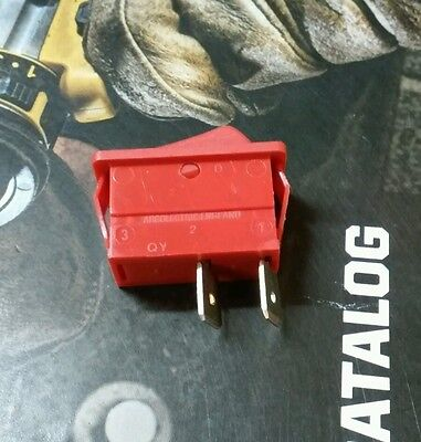 PORTER CABLE N001415 ROCKER SWITCH FOR COMPRESSOR