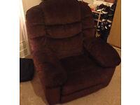 Lazy Boy reclining armchair - Oasis (as seen on Friends)