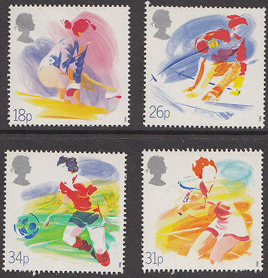 GB QEII MNH STAMP SET 1988 Sports Organisations SG 1388-1391 10% OFF ANY 5+