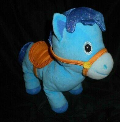 Disney Junior Sheriff Callie Wilder Westen Sparky Blaue Plüschtier Spielzeug ()