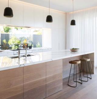 Kitchen Tiles Gumtree kitchen stone benchtops splashbacks and waterfalls | plastering