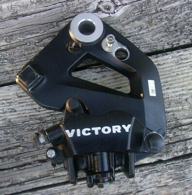 2012 Victory Cross Country Tour rear brake caliper