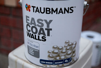 Taubmans EASY COAT anti-bacterial (Microban) interior wall paint. Meadow Heights Hume Area Preview