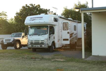 2011 Winnebago Longreach Motorhome Brisbane City Brisbane North West Preview