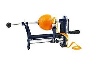 Avanti Kitchen Werks Citrus Peeling Machine RRP $49.95  Orange Peeler